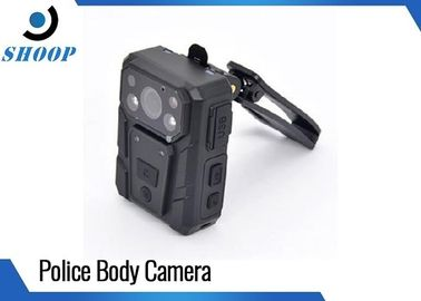 "GPS Wireless Security Body Camera Black With 140 Degree Wide Angle 2"" Screen"