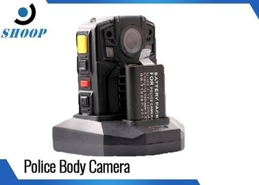 Waterproof IP67 Security Body Camera 140 Degree 1950mAh Replaceable Battery
